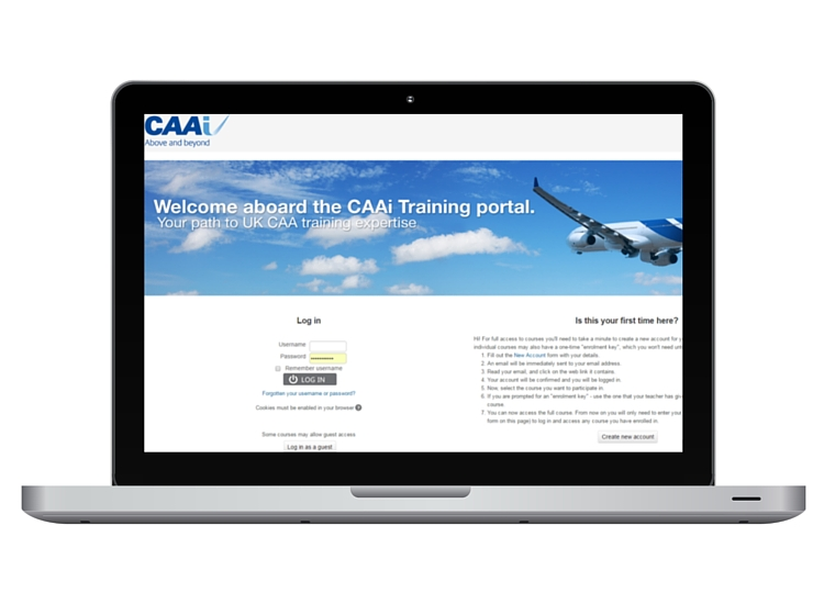 Caai Training Platform LMS