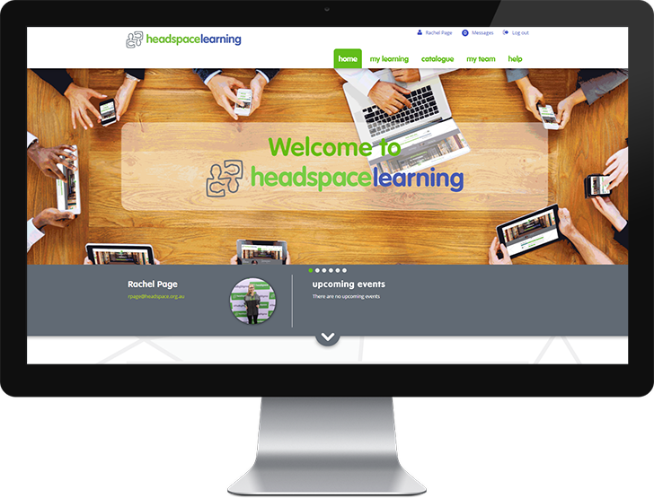 Headspace Learning LMS