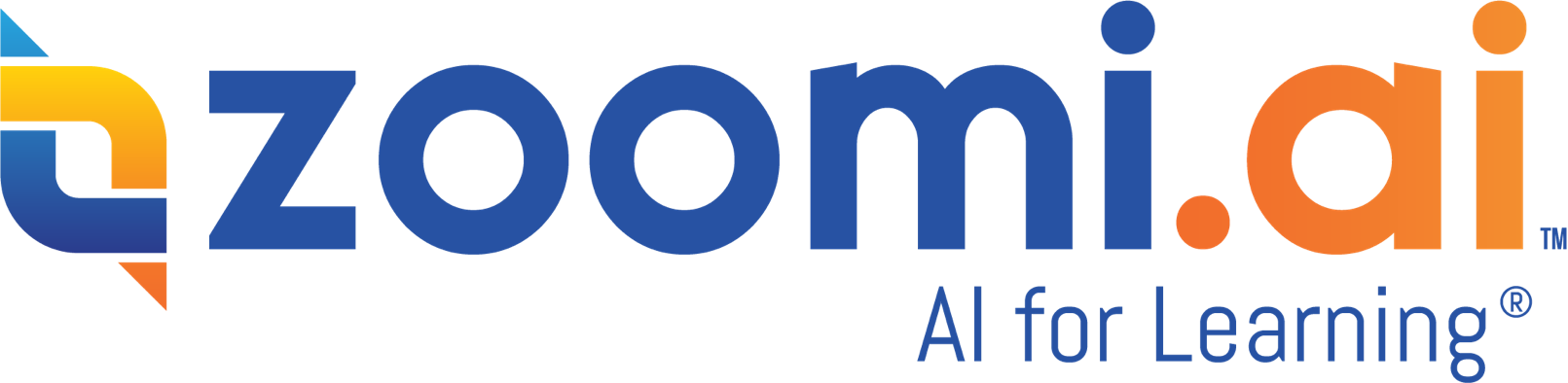 zoomi.ai logo colour
