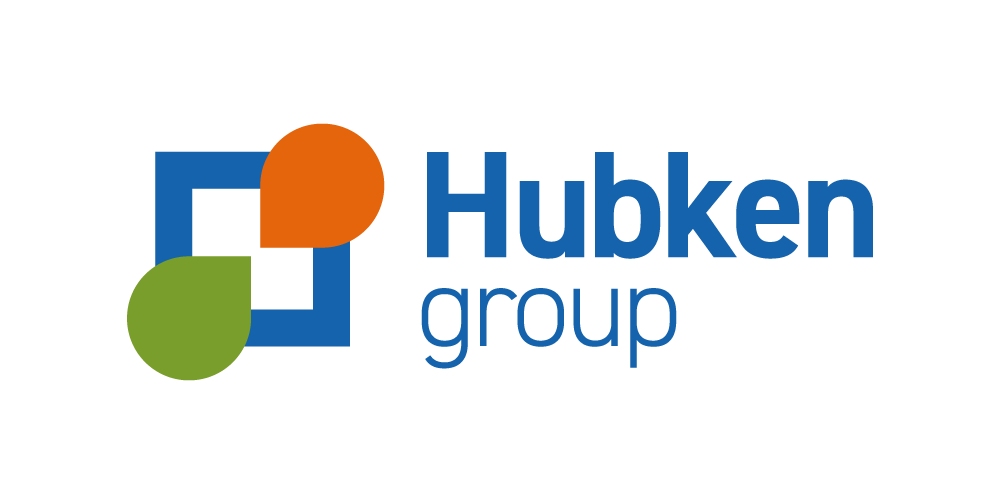 Hubken group logo landscape