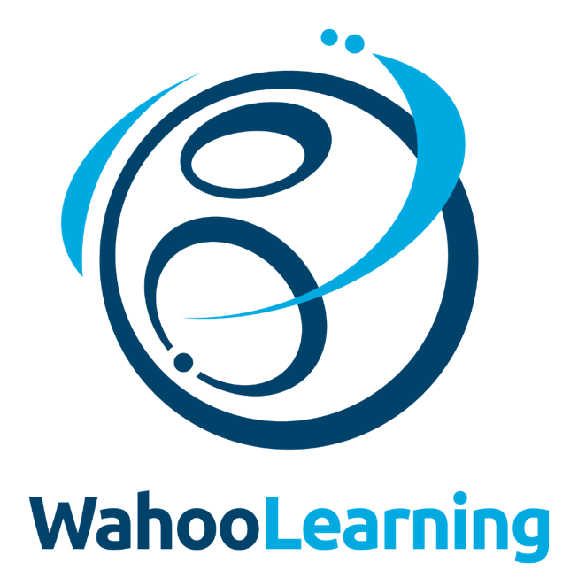 wahoo learning logo