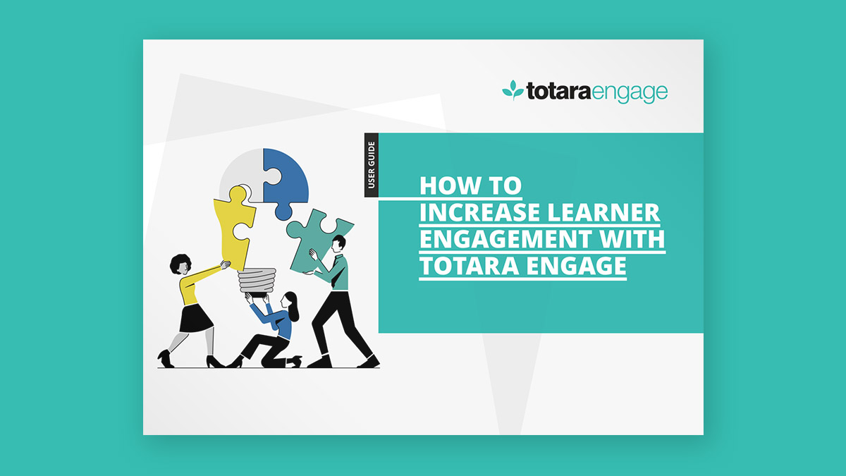 Totara Engage guide Twitter