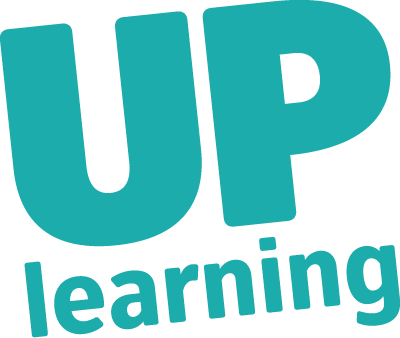 up learning logo