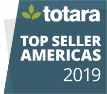 Totara Top Seller Americas 2019 badge