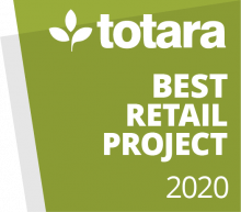 Totara Awards 2020 - Best Retail Project