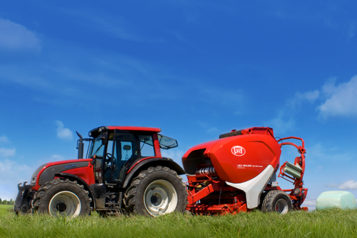 lely tractor image