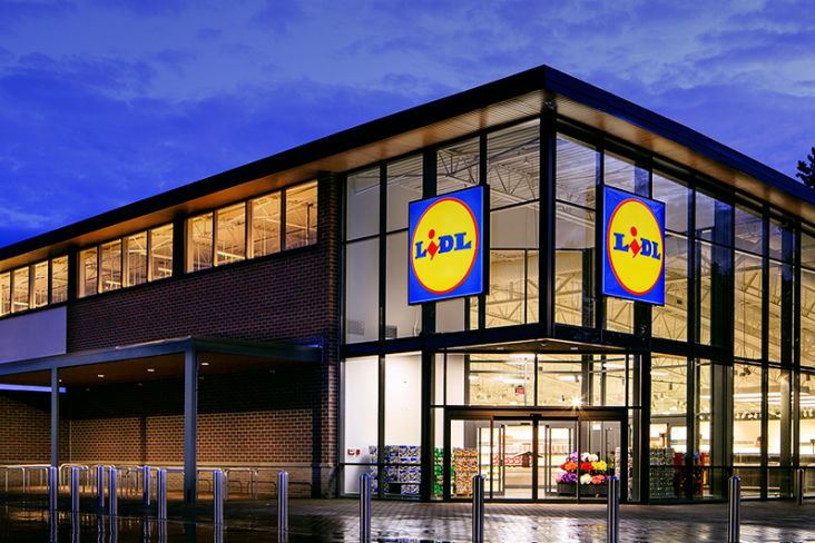 Lidl Totara LMS big banner