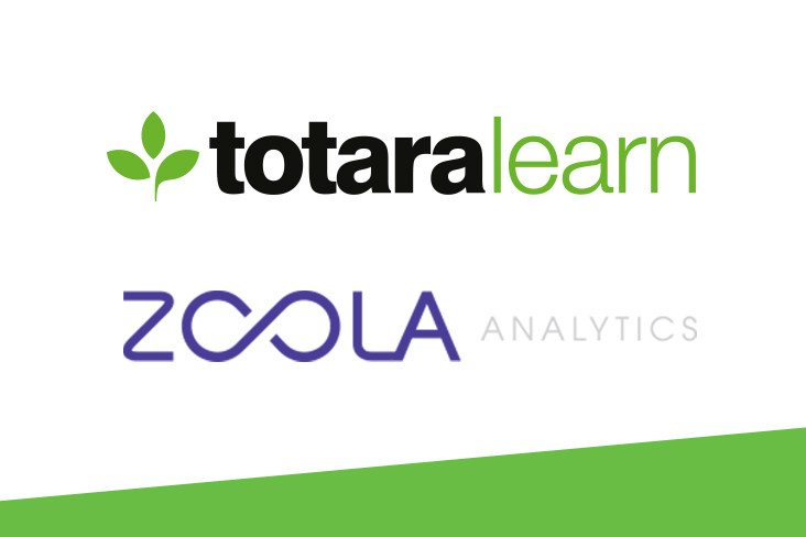 Totara Learn and Zoola Analytics