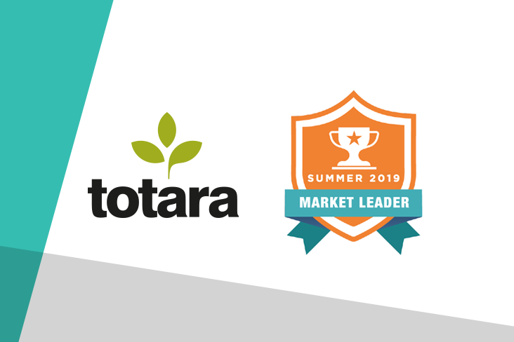 FeaturedCustomers award for Totara