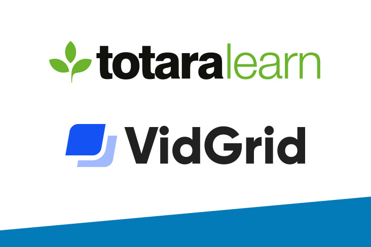 VidGrid and Totara Learn