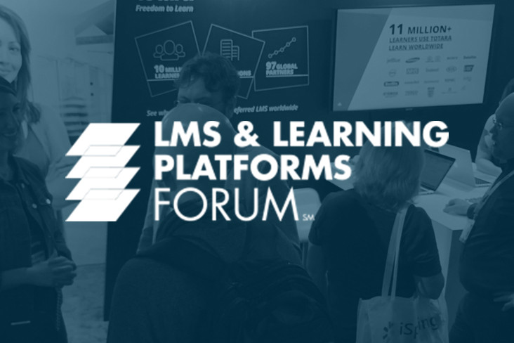 LMS & Learning Platforms Forum 2019 teaser