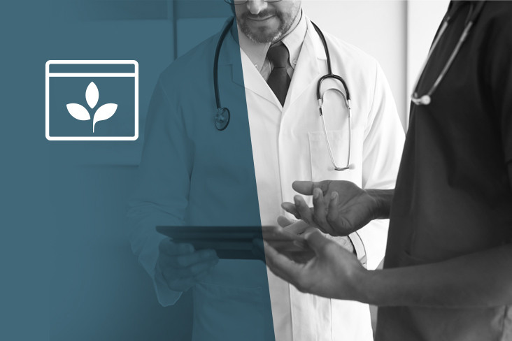 Digital learning in the healthcare sector_Totara_LMS_teaser_banner