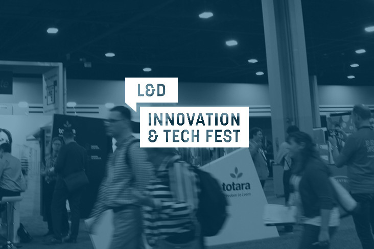 L&D Innovation Techfest Totara LMS teaser banner