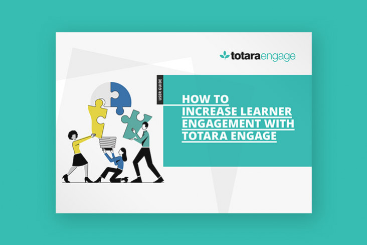 Totara Engage guide teaser