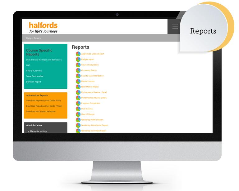 Halfords reports LMS Totara