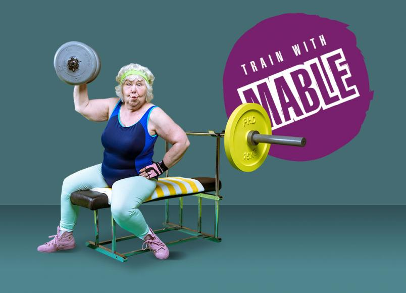 Train with Mable Totara Social