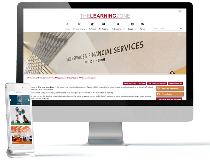 Volkswagen Financial Services LMS