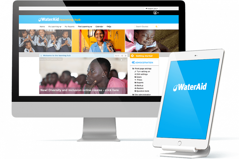 WaterAid LMS