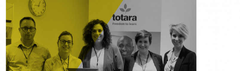 Awards Totara banner