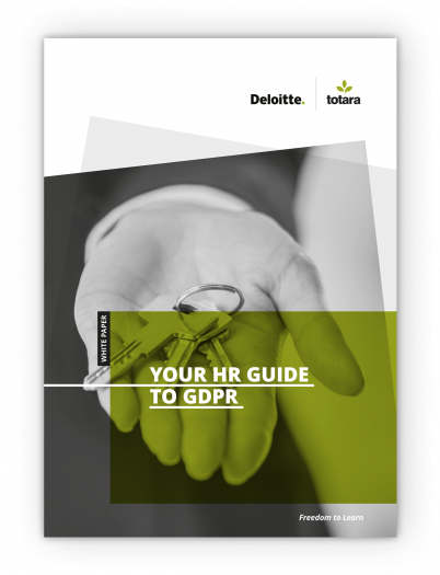 Your HR Guide to GDPR