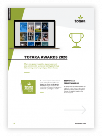 Totara Awards 2020
