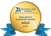 Brandon Hall Group Excellence in Technology Gold Award