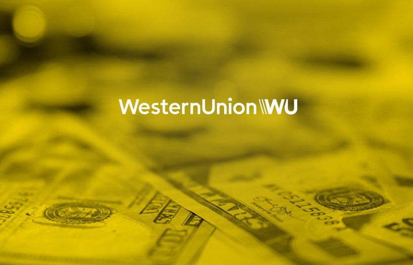 Western Union featured banner