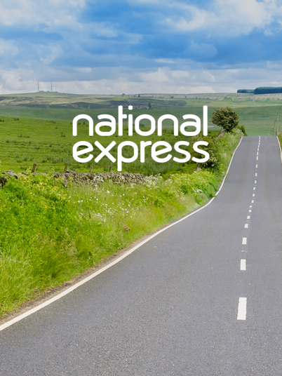 National express teaser banner