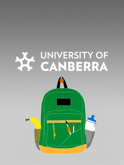 university of canberra teaser