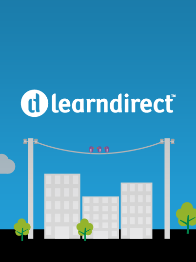 Learndirect Totara LMS small banner