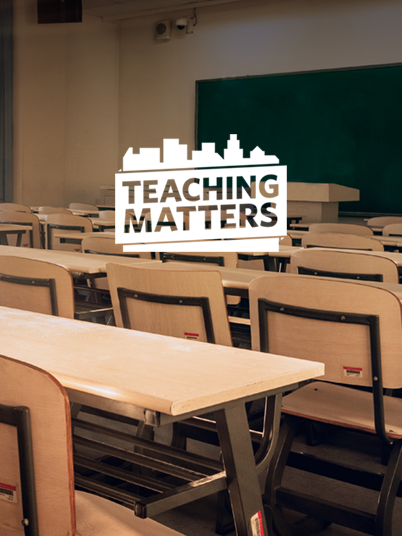 Teaching matters teaser