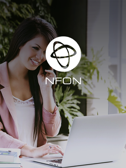 NFON small banner Totara LMS