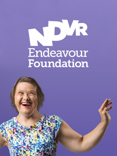 Endeavour Foundation small banner